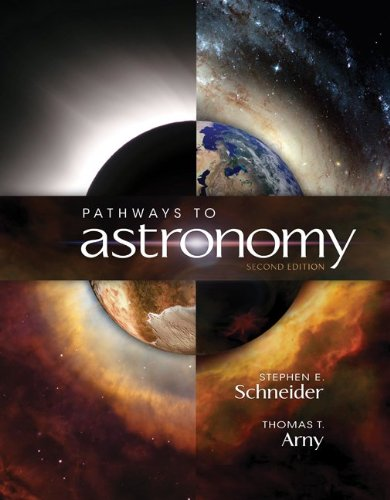 Pathways to Astronomy  2nd 2009 edition cover