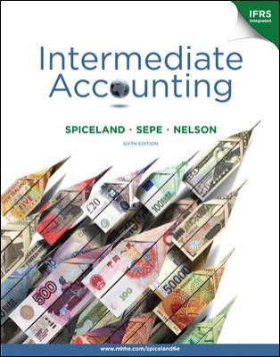 Intermediate Accounting  6th 2011 9780078110832 Front Cover