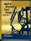 Applied Structural Steel Design  3rd 1997 9780133815832 Front Cover