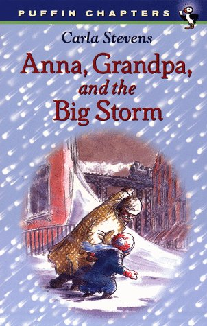 Anna, Grandpa, and the Big Storm  N/A edition cover