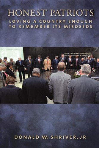 Honest Patriots Loving a Country Enough to Remember Its Misdeeds  2008 edition cover