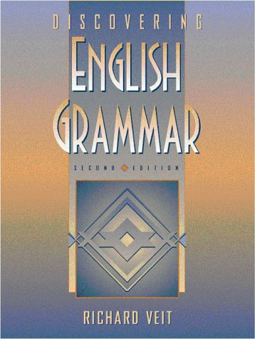 Discovering English Grammar  2nd 1999 edition cover