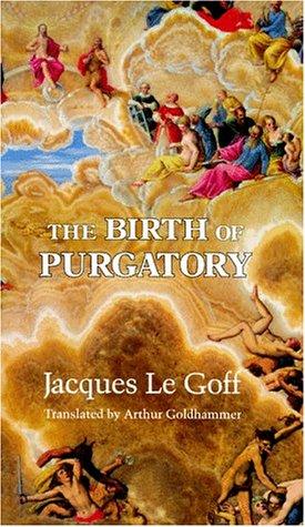 Birth of Purgatory   1986 edition cover