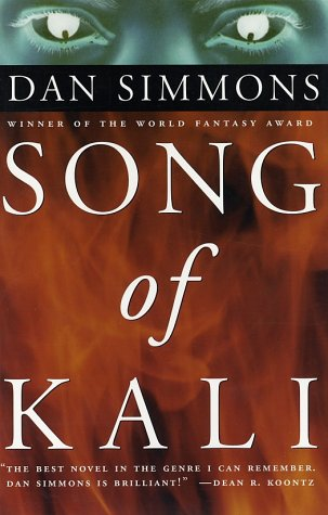 Song of Kali  Revised  edition cover