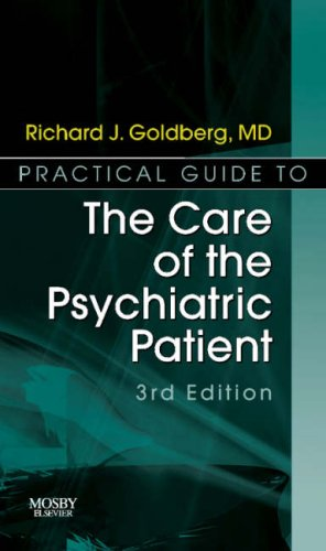 Care of the Psychiatric Patient  3rd 2007 (Revised) edition cover