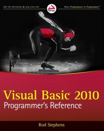 Visual Basic 2010   2010 edition cover