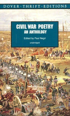 Civil War Poetry An Anthology  1997 edition cover