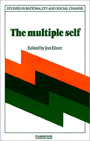 Multiple Self   1986 9780521346832 Front Cover