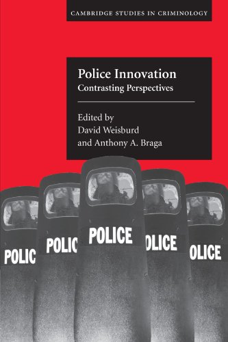 Police Innovation Contrasting Perspectives  2005 edition cover
