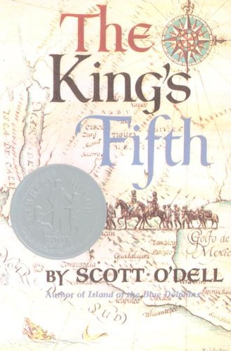King's Fifth   1966 edition cover