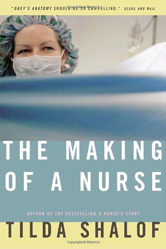 Making of a Nurse   2007 edition cover