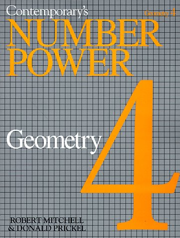 Number Power 4 : Geometry: The Real World of Math 1st edition cover