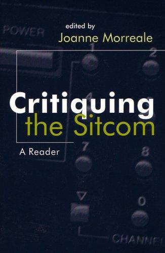 Critiquing the Sitcom A Reader  2002 edition cover