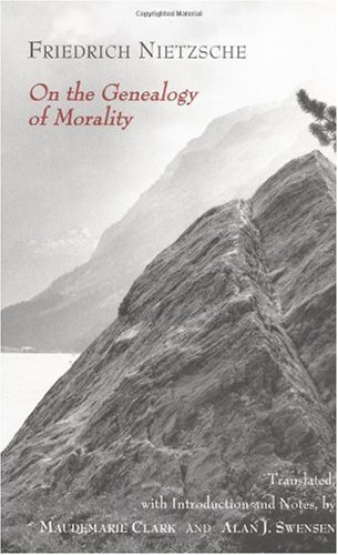 On the Genealogy of Morality  N/A 9780872202832 Front Cover