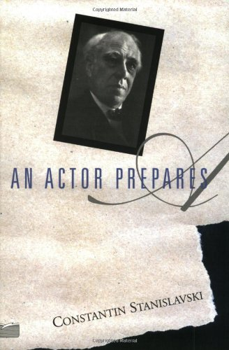 Actor Prepares   1989 9780878309832 Front Cover
