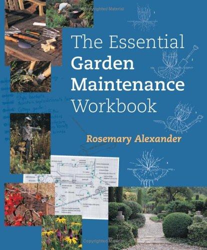 Essential Garden Maintenance Workbook   2006 (Workbook) edition cover