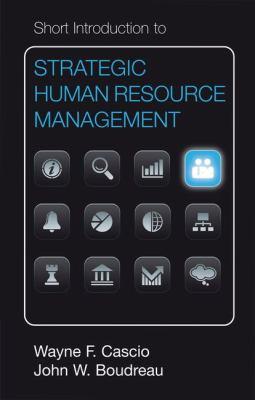 Short Introduction to Strategic Human Resource Management   2012 edition cover