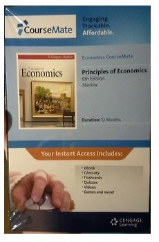 PRIN.OF ECONOMICS-ACCESS CARD  N/A edition cover