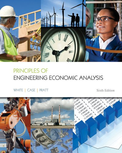 Principles of Engineering Economic Analysis 2011  6th 2012 (Student Manual, Study Guide, etc.) edition cover