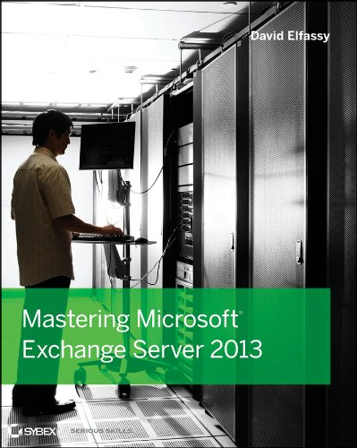Mastering Microsoft� Exchange Server 2013   2014 edition cover