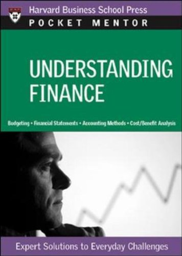 Understanding Finance Expert Solutions to Everyday Challenges  2007 edition cover