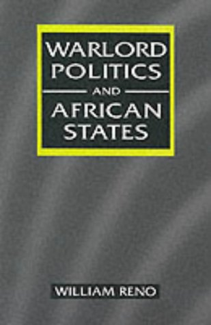 Warlord Politics and African States   1999 edition cover