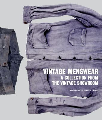 Vintage Menswear A Collection from the Vintage Showroom  2012 edition cover