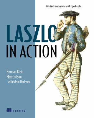 Laszlo in Action   2007 9781932394832 Front Cover