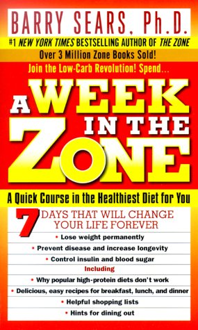 Week in the Zone   2000 edition cover