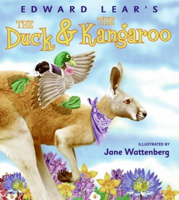 Duck and the Kangaroo   2009 9780061366833 Front Cover