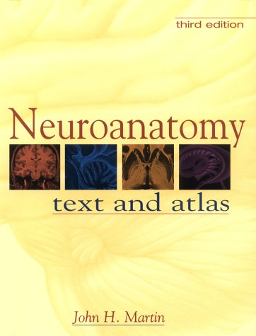 Neuroanatomy Text and Atlas 3rd 2003 (Revised) 9780071381833 Front Cover