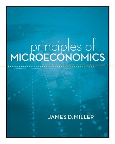 Principles of Microeconomics   2009 edition cover
