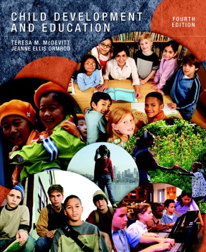 Child Development and Education  4th 2010 edition cover