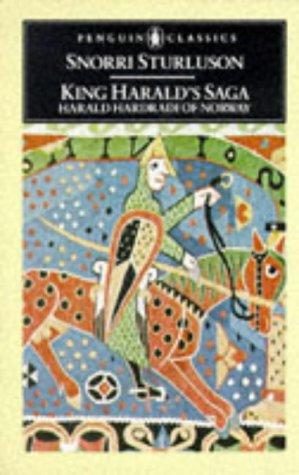King Harald's Saga   1976 edition cover