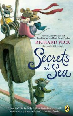 Secrets at Sea  N/A edition cover