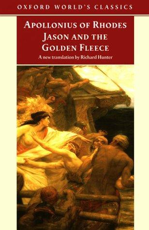 Jason and the Golden Fleece The Argonautica Reprint 9780192835833 Front Cover