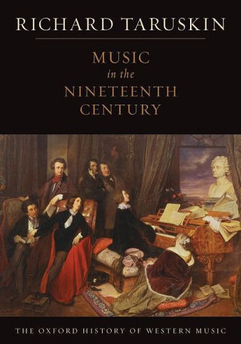 Music in the Nineteenth Century   2009 edition cover