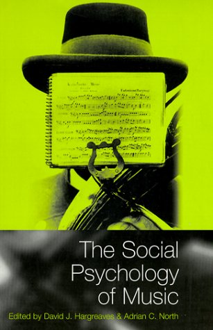 Social Psychology of Music   1997 edition cover