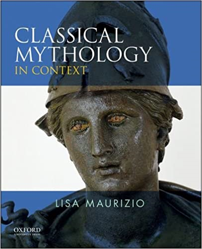 Cover art for Classical Mythology in Context