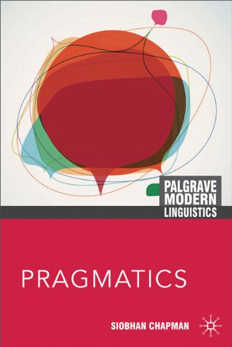 Pragmatics   2011 edition cover