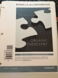 Study Guide and Student Solutions Manual for Organic Chemistry, Books a la Carte Edition  7th 2013 edition cover