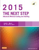 The Next Step, Advanced Medical Coding and Auditing, 2015 Edition:   2014 edition cover