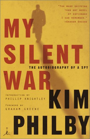 My Silent War The Autobiography of a Spy  2002 edition cover