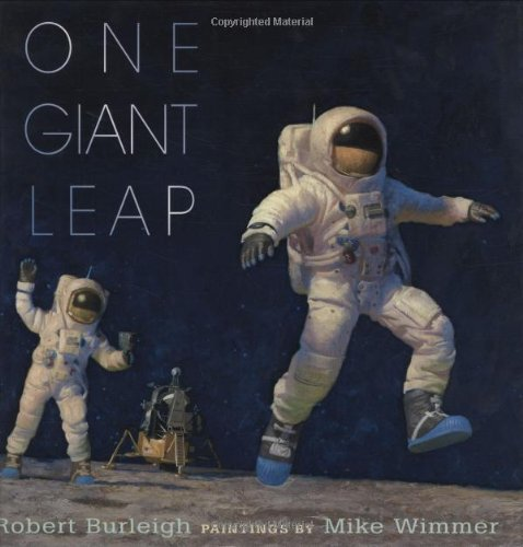 One Giant Leap   2008 9780399238833 Front Cover