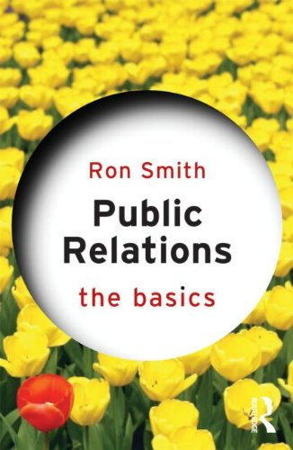 Public Relations: the Basics   2014 edition cover