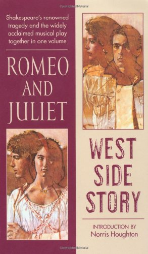 Romeo and Juliet and West Side Story   1965 edition cover