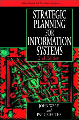 Strategic Planning for Information Systems  2nd 1996 9780471961833 Front Cover