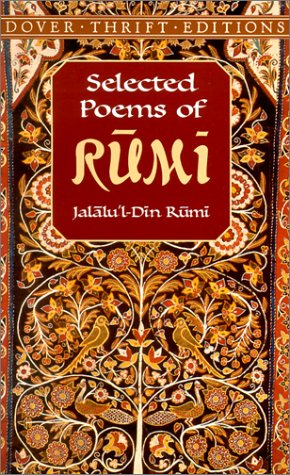 Selected Poems of Rumi   2001 edition cover