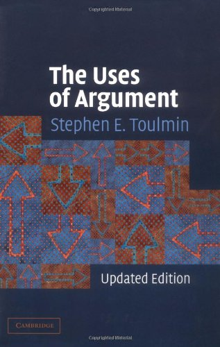 Uses of Argument  2nd 2003 (Revised) edition cover