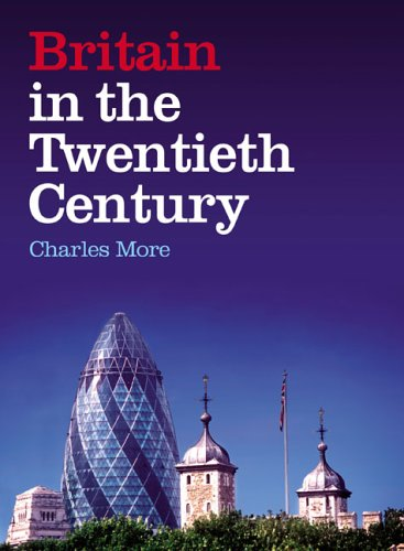 Britain in the Twentieth Century   2007 edition cover